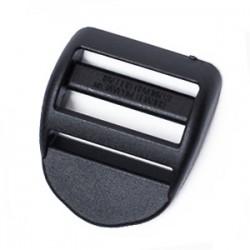 Регулятор ремня 25 мм Curved WJ Black