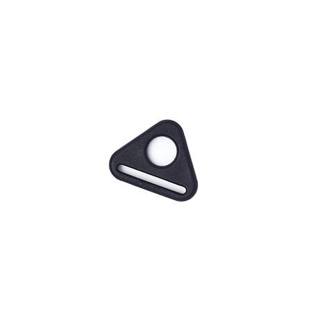Полукольцо S Loop 25 мм WJ Черный