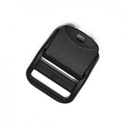 Регулятор Ремня 25 мм Curved Cam Lock WJ Черный