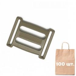 Рамка Переходник 25/25 мм DTQ WJ. Упаковка 100 шт. Тан