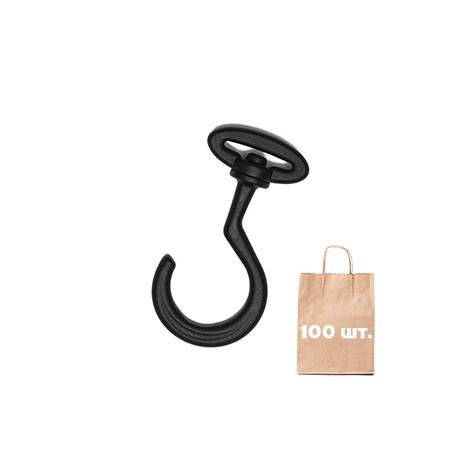 Крюк для сумки 25 мм Wash Hook WJ. Упаковка 100 шт.