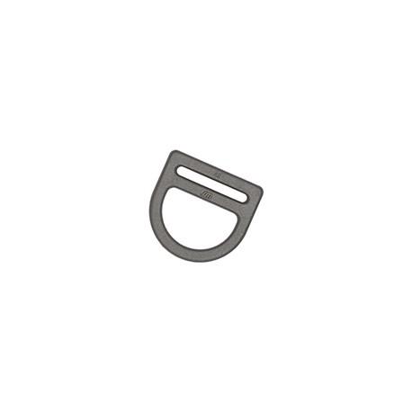 Півкільце 20 мм Double D ring WJ
