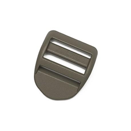 Регулятор ремня 25 мм Curved WJ Тан IRR