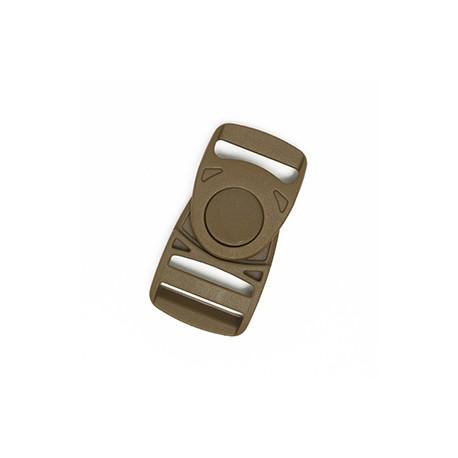 Фастекс подвижный 25 мм Swivi Lockster WJ Койот