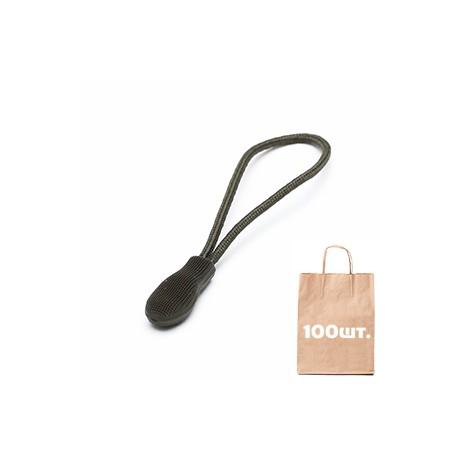 Пуллер Эргономичный Mini. Упаковка 100 шт. олива