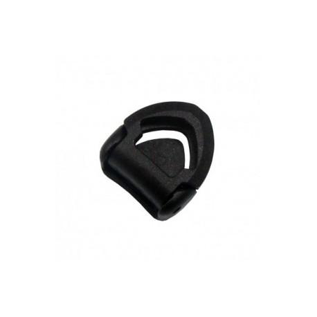 Регулятор ремешка для шлема 15 мм Helmet Divider with Hole WJ