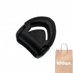 Регулятор ремінця для шолома  15 mm Helmet Divider with Hole  WJ