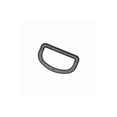 Полукольцо 40 мм HD D ring WJ черный