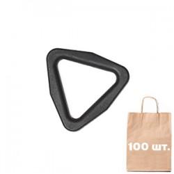 Рамка треугольная 25 мм Triangle WJ. Упаковка 100 шт.
