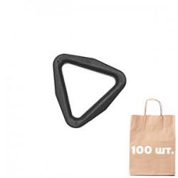Рамка трикутна 20 мм Triangle WJ. Упаковка 100 шт.