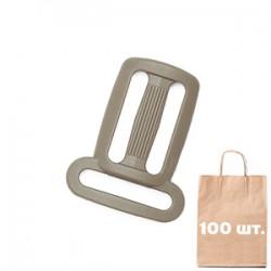 Рамка Переходник 25/25 мм TQ WJ. Упаковка 100 шт. тан