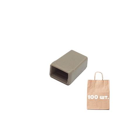 Наконечник шнура Zip Clip WJ. Упаковка 100 шт.