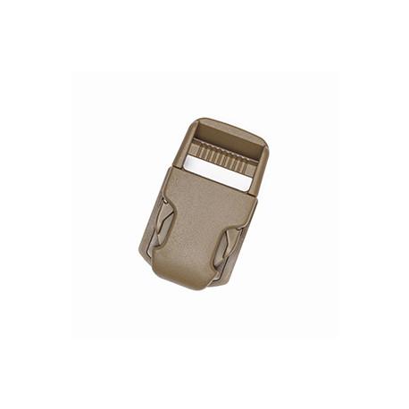 Фастекс на платформе 25 мм Pouch Clip WJ Койот