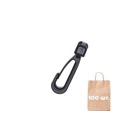 Карабин для ключей 13 мм SH_Key Hook WJ. Упаковка 100 шт.