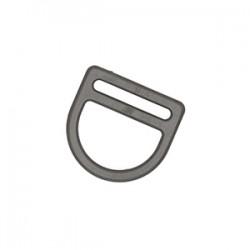 Півкільце 25 мм Double D ring WJ