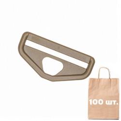 Рамка для карабіну 50 мм Snap Hook Loop WJ. Упаковка 100 шт.