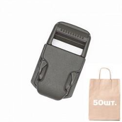 Фастекс на платформі 25 мм Pouch Clip WJ. Упаковка 50 шт.