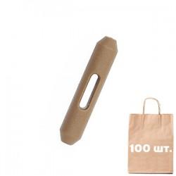 Клевант-застібка 10 Closing Bone  WJ. Упаковка 100 шт.