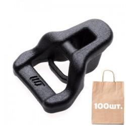 З'єднувач-перехідник String Tensionlock 10 мм WJ. Упаковка 100 шт.