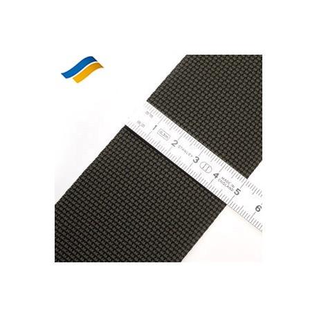 Лента полиамидная ременная 50 мм хаки