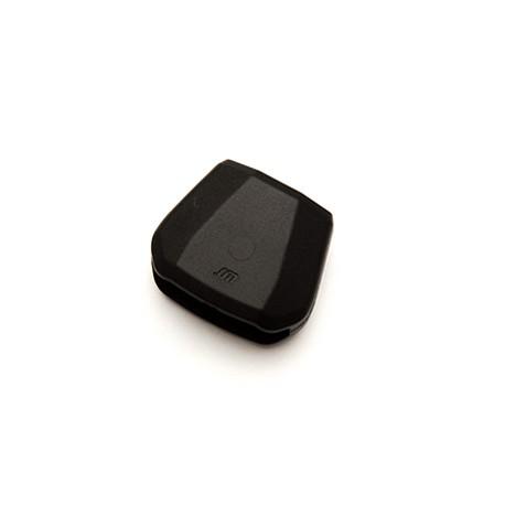 Наконечник шнура Mega Zip Clip WJ черный