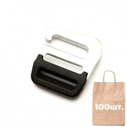 Компресионный крючок 20 мм FMC Tension Hook (Right). Упаковка 100 шт.