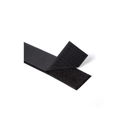 Липучка 40 мм Микс Крючки черный