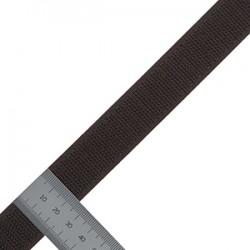 Липучка Крючки 25 мм черный