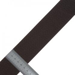 Липучка Крючки 50 мм черный
