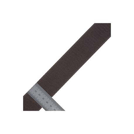Липучка нейлон Крючки 40 мм черный