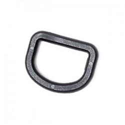 D кольцо 25 мм WJ черный