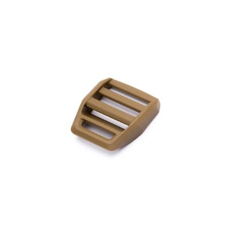Регулятор ремня 20 мм Z-Lock Black WJ койот