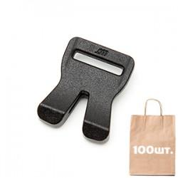 Клипса Chest Strap Clip 10 мм WJ. Упаковка 100 шт.