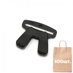 Клипса Chest Strap Clip 20 мм WJ. Упаковка 100 шт.