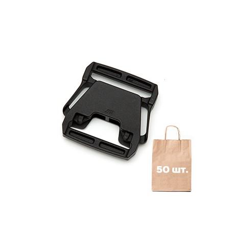 Фастекс 38 мм Single Bar Z Buckle WJ. Упаковка 50 шт.