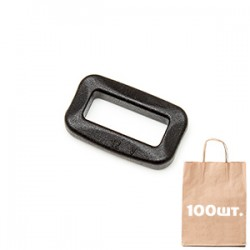 Рамка 15 мм Smoothy Loop WJ. Упаковка 100 шт.