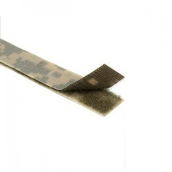 Липучка 25 мм Камуфлированная ММ 14 Нейлон Крючки, 1 метр