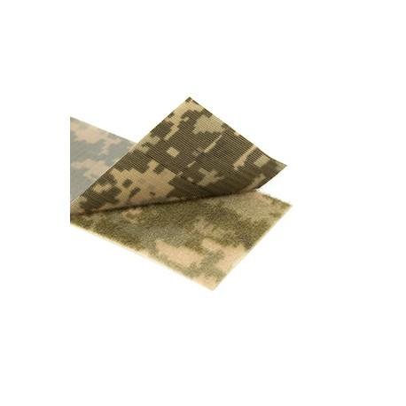 Липучка 100 мм Камуфлированная ММ 14 Нейлон Крючки, 1 метр