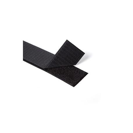 Липучка 40 мм Микс Петли черный