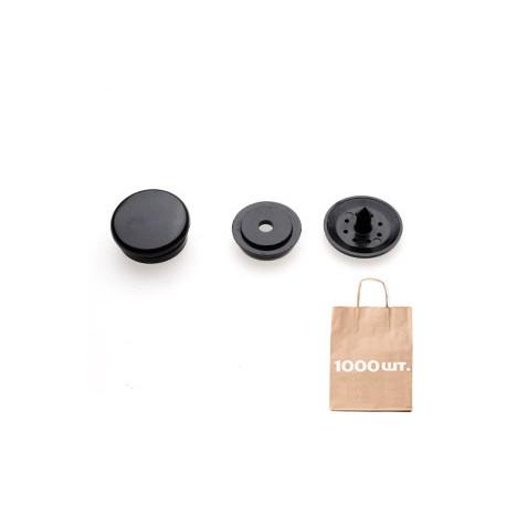 Кнопка Wasa Sweden пластиковая тип P3 10,5 мм
