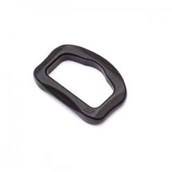 D кільце 25 мм Smoothy D-ring WJ