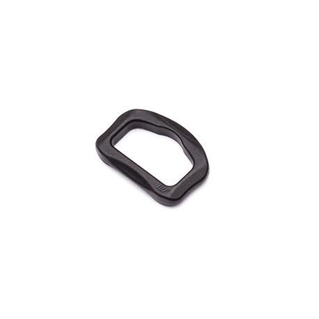 D кольцо 25 мм Smoothy D-ring WJ