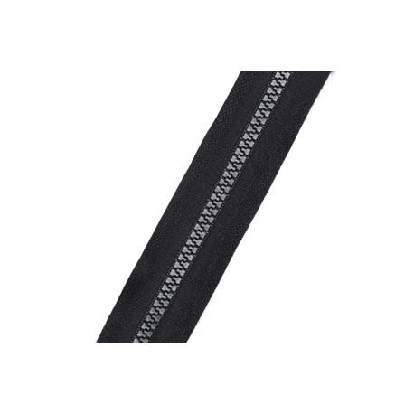 Молния 5 мм Plastic рулонная, Max Zipper, 1 метр