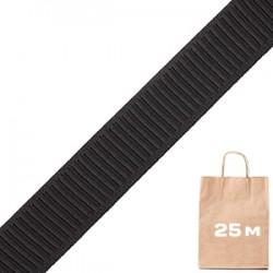 Резинка эластичная 38 мм, 25 м