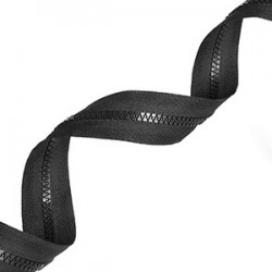 Блискавка 5 мм Plastic рулонна, Max Zipper, 1 метр