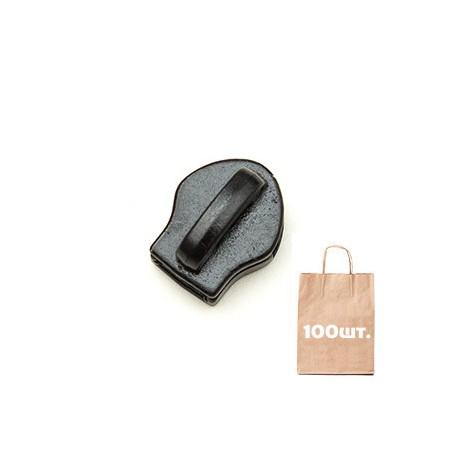 Бегунок №6 Non Lock без пуллера, MAX Zipper. Упаковка 100 шт.