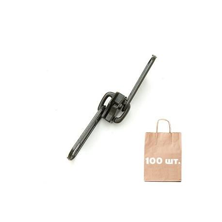 Бегунок №6 Non Lock 2 Puller, MAX Zipper упаковка 100 шт.
