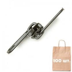 Бегунок №8 Non Lock 2 Puller, MAX Zipper