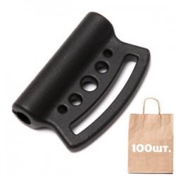 Клипса Chest Clip 25 мм WJ. Упаковка 100 шт.