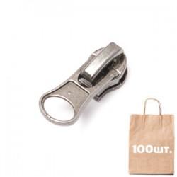 Бігунок №3 TUMB Auto Lock. Упаковка 100 шт.